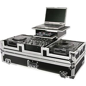 Odyssey FZGS12CDJW Glide Style DJ Coffin Case by Odyssey