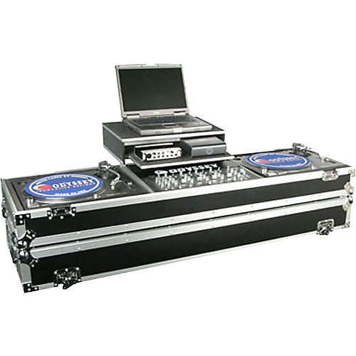 Odyssey FZGS19DJW Glide Style DJ Coffin Case