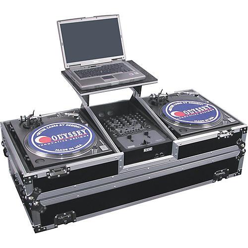 Odyssey FZGSBM10W Glide Style DJ Coffin Case