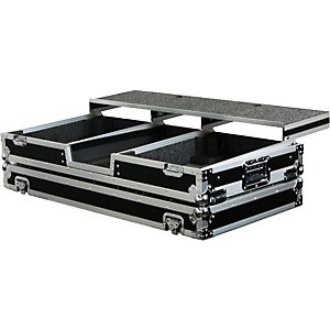 Odyssey FZGSPBM10 Watt Remixer Turntable DJ Coffin Case 10