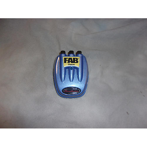 Danelectro Fab Chorus Effect Pedal-thumbnail