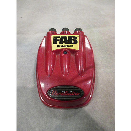 Danelectro Fab Distortion Effect Pedal