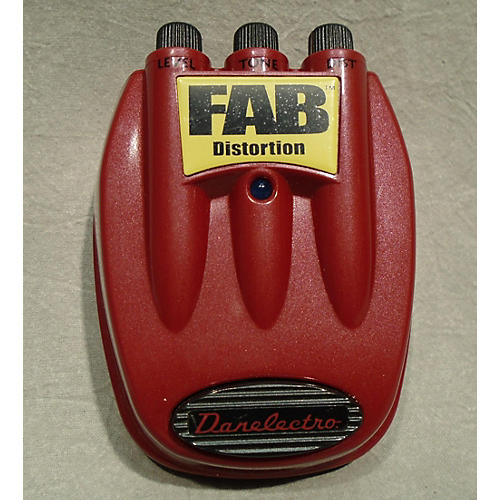 Danelectro Fab Distortion Effect Pedal-thumbnail