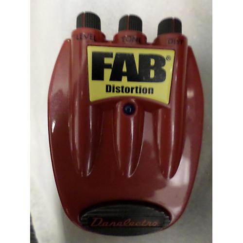 Danelectro Fab Distortion Effect Pedal-thumbnail