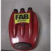 Danelectro Fab Distortion Effect Pedal