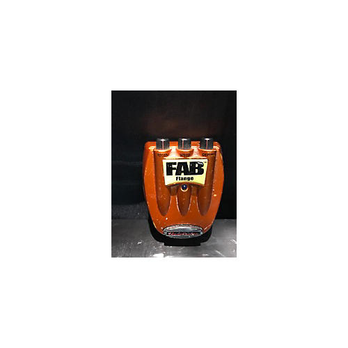 Danelectro Fab Flange Effect Pedal-thumbnail