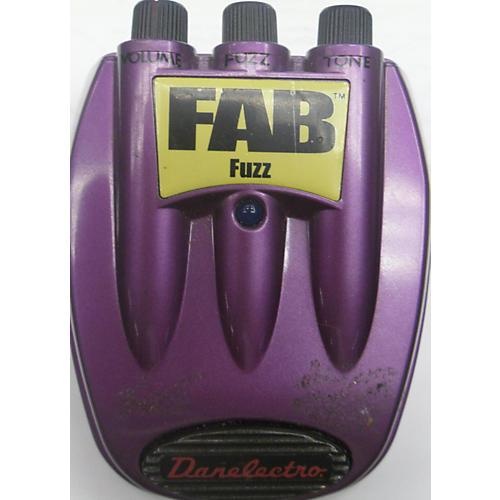 Danelectro Fab Fuzz Effect Pedal