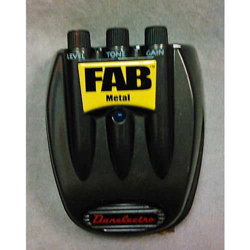 Danelectro Fab Metal Distortion Effect Pedal-thumbnail