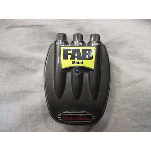 Danelectro Fab Metal Effect Pedal-thumbnail