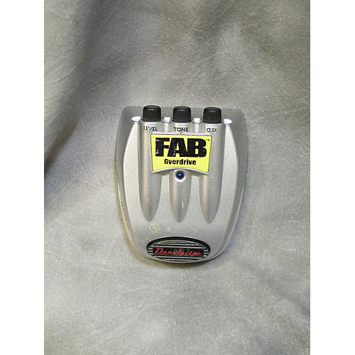 Danelectro Fab Overdrive Effect Pedal-thumbnail