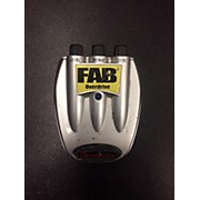 Danelectro Fab Overdrive Effect Pedal
