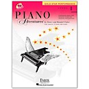 Faber Piano Adventures Piano Adventures Book And CD Gold Star Performance Level 1 - Faber Piano