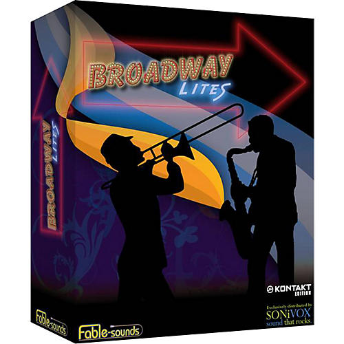 Sonivox Fable Sounds Broadway Lites