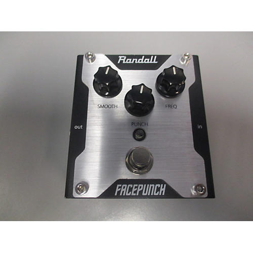 Randall Facepunch Effect Pedal