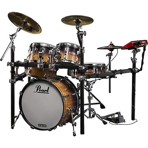 Pearl Factory Reconditioned E Pro Live Electronic Acoustic Drum Set-thumbnail