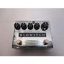 Red Witch Factotum Bass SubOctave Drive Bass Effect Pedal