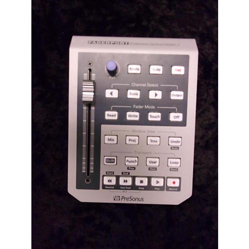 Presonus Faderport DJ Controller