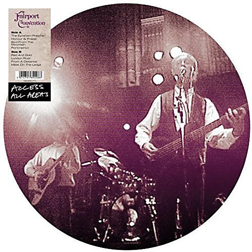 Alliance Fairport Convention - Access All Areas