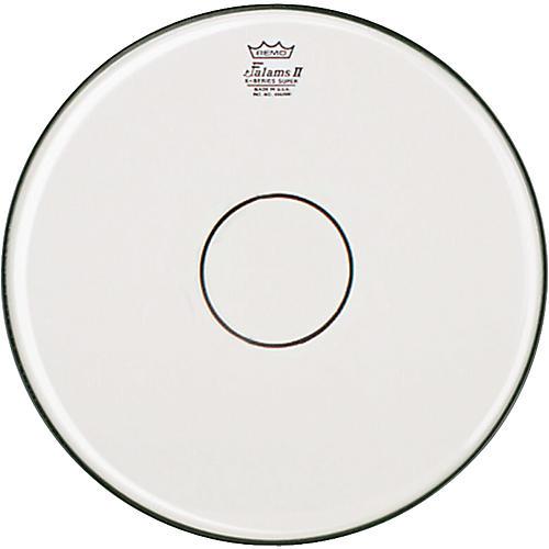 Remo Falam K-Series Clear Dot Batter Drum Head-thumbnail
