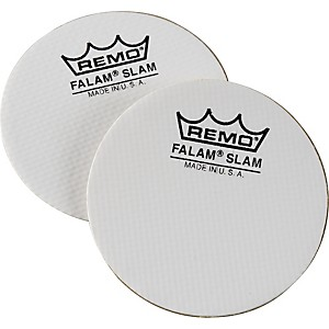 Remo Falam Slam Pad Kevlar Bass Drum Patch 2 Pack