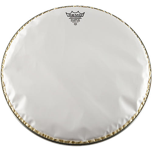Remo Falams XT Crimped Snare Side Drum Head Smooth White 13