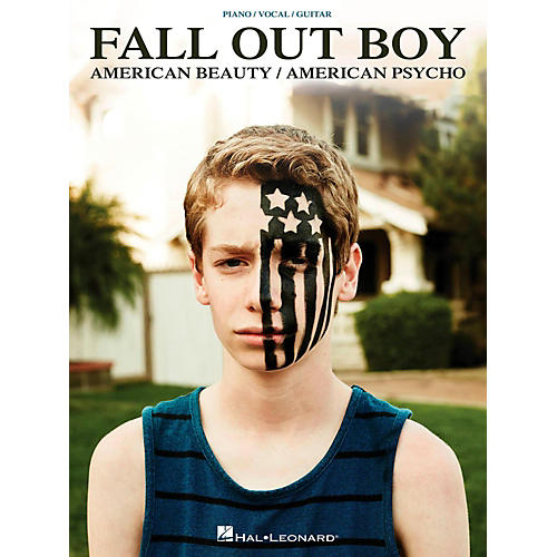 Hal Leonard Fall Out Boy - American Beauty/American Psycho for Piano/Vocal/Guitar-thumbnail