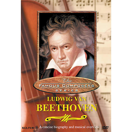 Kultur Famous Composers Ludwig Van Beethoven DVD-thumbnail