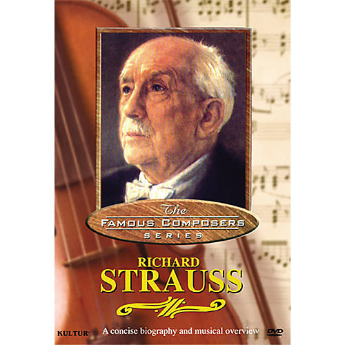Kultur Famous Composers Video: Strauss