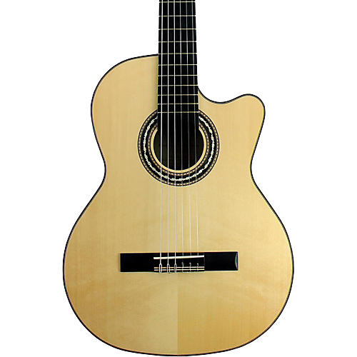 Kremona Fandango FG63CW Classical Electric Guitar Gloss Natural