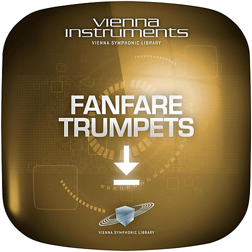 Vienna Instruments Fanfare Trumpets Upgrade To Full Library