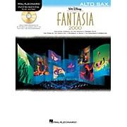 Hal Leonard Fantasia 2000 For Alto Sax - Instrumental Play-Along Book/CD