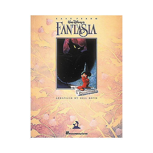 Hal Leonard Fantasia From Walt Disney For Easy Piano by Bill Boyd-thumbnail