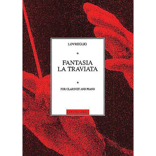 Chester Music Fantasia La Traviata Music Sales America Series