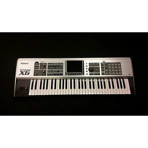 Roland Fantom G6 61 Key Keyboard Workstation-thumbnail