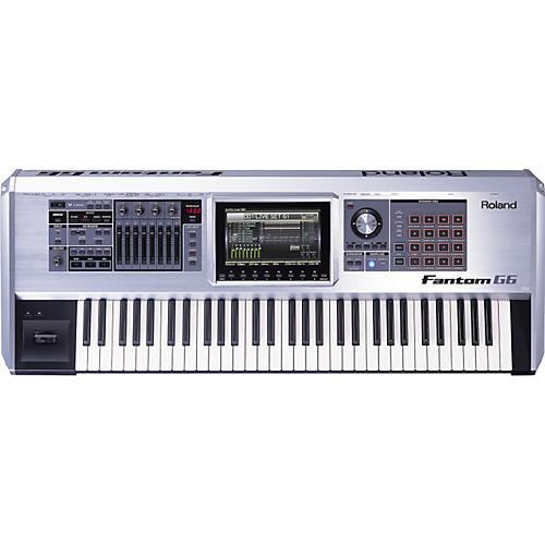 Roland Fantom-G6 Workstation Keyboard-thumbnail