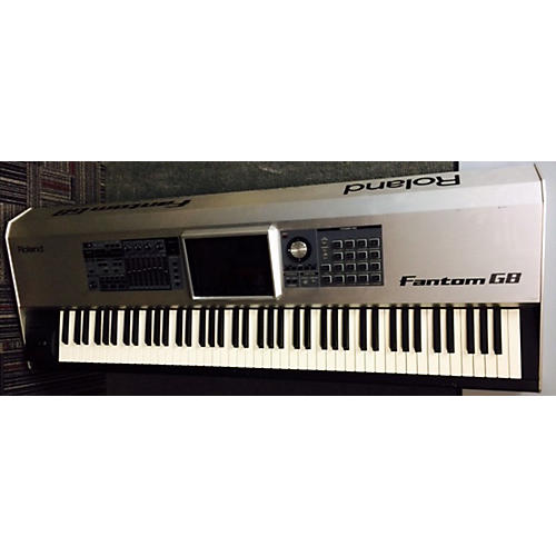 Roland Fantom G8 88 Key Keyboard Workstation