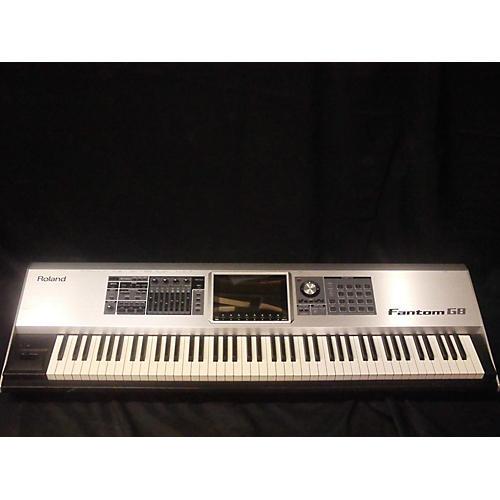 used roland fantom g8 88 key keyboard workstation guitar center. Black Bedroom Furniture Sets. Home Design Ideas