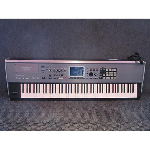 Roland Fantom S88 Keyboard Workstation