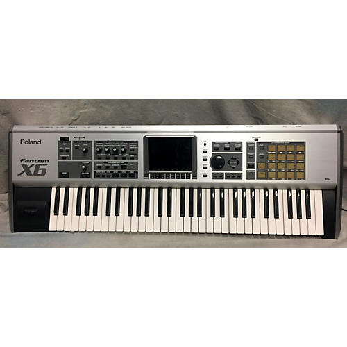 Roland Fantom X6 Keyboard Workstation-thumbnail