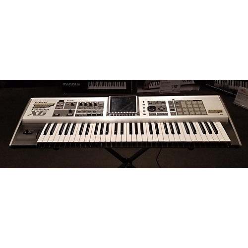 Roland Fantom X6 Keyboard Workstation-thumbnail