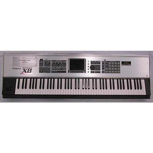 Roland Fantom X8 88 Key Keyboard Workstation-thumbnail