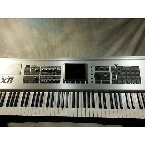 Roland Fantom X8 Keyboard Workstation-thumbnail