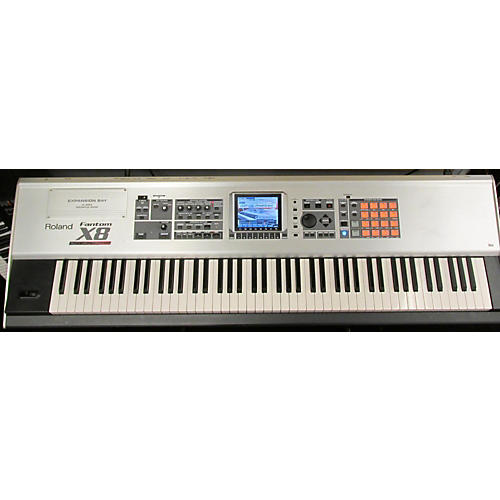 Roland Fantom X8 Keyboard Workstation-thumbnail