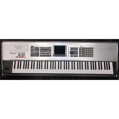 Roland Fantom X8 Stage Piano-thumbnail