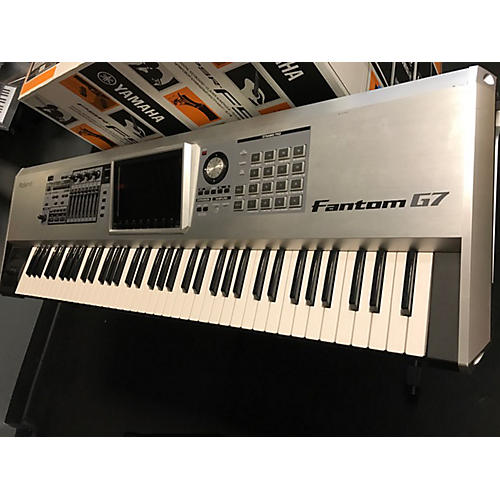 Roland Fanton G7 Keyboard Workstation-thumbnail
