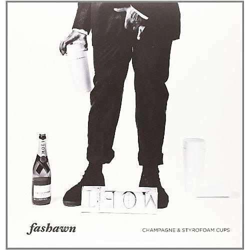 Alliance Fashawn - Champagne and Styrofoam Cups