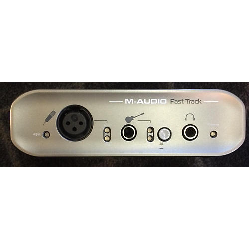 M-Audio Fast Track Audio Interface-thumbnail
