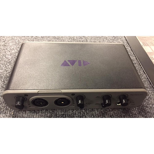 Avid Fast Track Duo Audio Interface-thumbnail