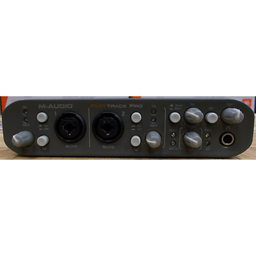 In Store Used Fast Track Pro Audio Interface