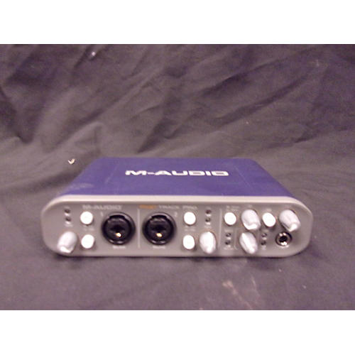 M-Audio Fast Track Pro Audio Interface-thumbnail